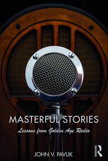 Masterful Stories Lessons from Golden Age Radio book cover