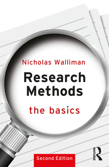 Research methods the basics 2nd edition crc press book research methods the basics 2nd edition fandeluxe Gallery