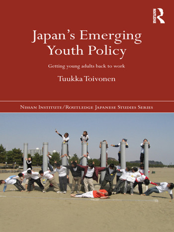 Japan's Emerging Youth Policy Getting Young Adults Back to Work book cover