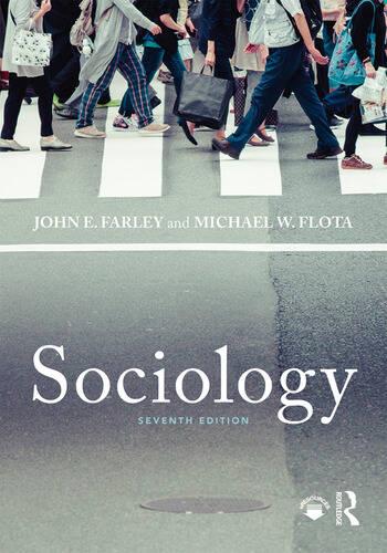 Sociology book cover