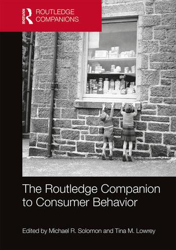 The Routledge Companion to Consumer Behavior book cover
