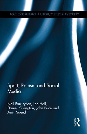 Sport, Racism and Social Media book cover