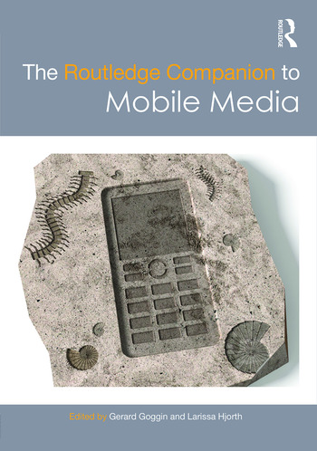 The Routledge Companion to Mobile Media book cover