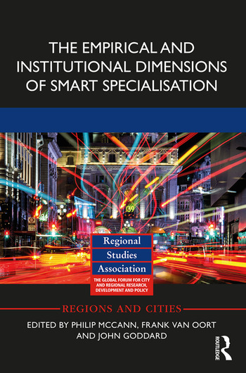 The Empirical and Institutional Dimensions of Smart Specialisation book cover