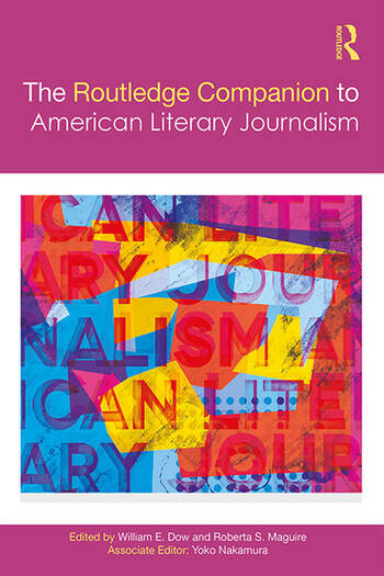 The Routledge Companion to American Literary Journalism book cover