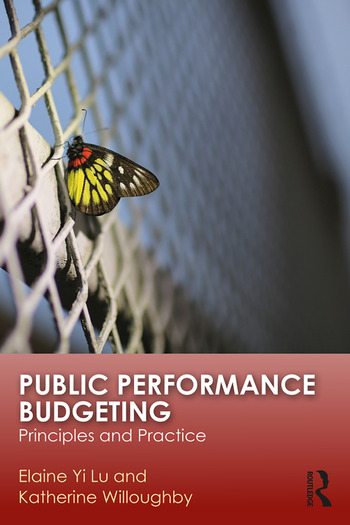 Public Performance Budgeting Principles and Practice book cover