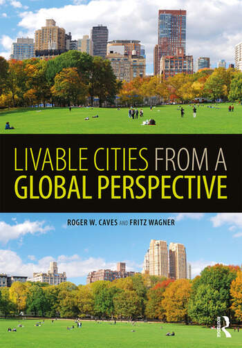 Livable Cities from a Global Perspective book cover