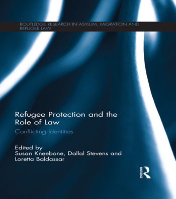 Refugee Protection and the Role of Law Conflicting Identities book cover