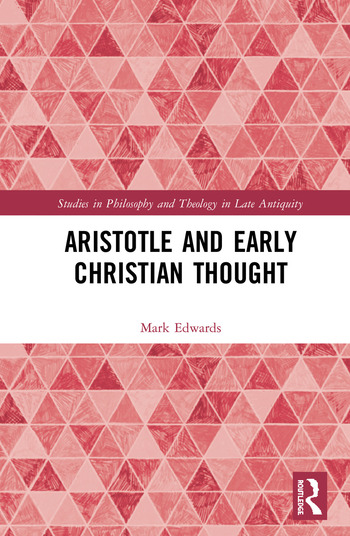 Aristotle and Early Christian Thought book cover