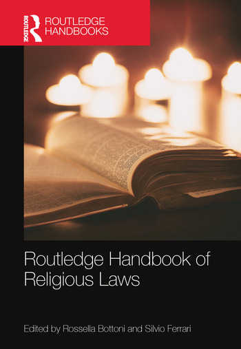 Routledge Handbook of Religious Laws book cover