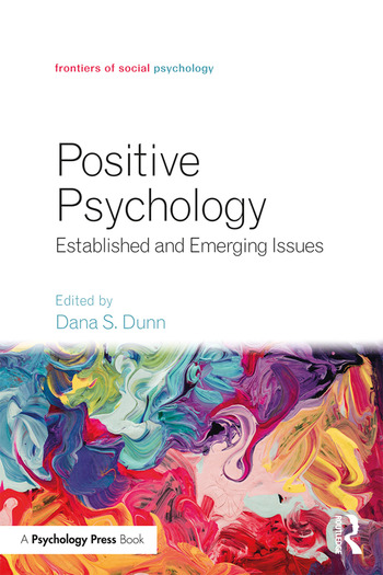 Positive Psychology Established and Emerging Issues book cover