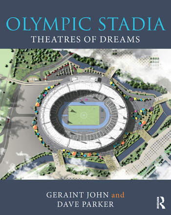 Olympic Stadia Theatres of Dreams book cover