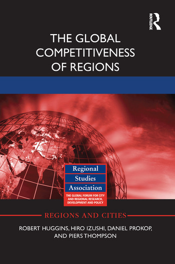 The Global Competitiveness of Regions book cover