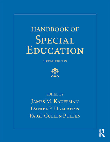 Handbook of Special Education book cover