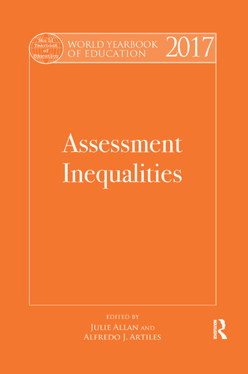 World Yearbook of Education 2017 Assessment Inequalities book cover