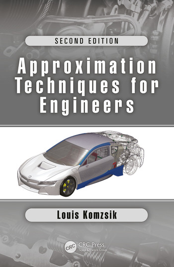 Approximation Techniques for Engineers Second Edition book cover
