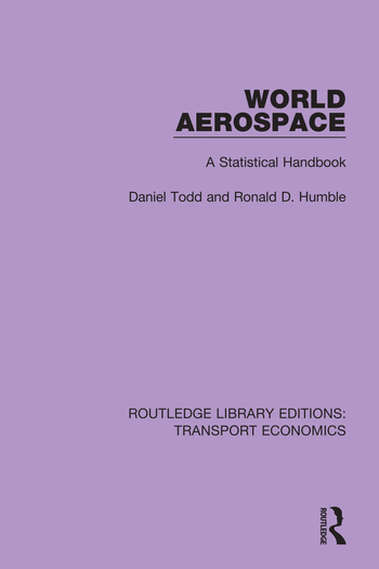 World Aerospace A Statistical Handbook book cover