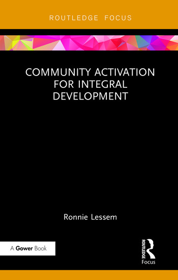Community Activation for Integral Development book cover