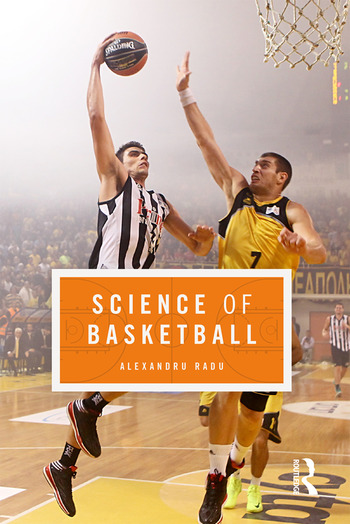 The Science of Basketball book cover