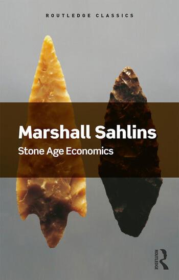 Stone Age Economics book cover