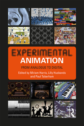 Experimental Animation From Analogue to Digital book cover