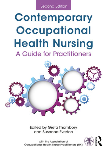 Contemporary Occupational Health Nursing A Guide for Practitioners book cover