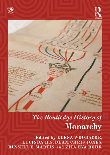 The Routledge History of Monarchy book cover