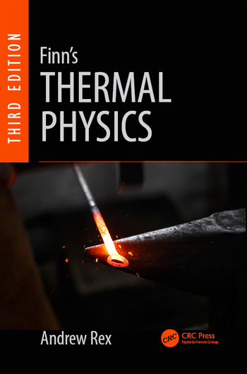 Finn's Thermal Physics, Third Edition book cover