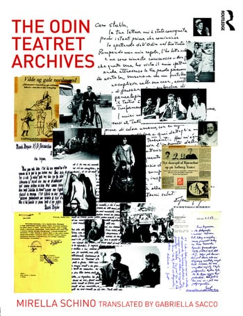 The Odin Teatret Archives book cover