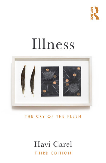 Illness The Cry of the Flesh book cover