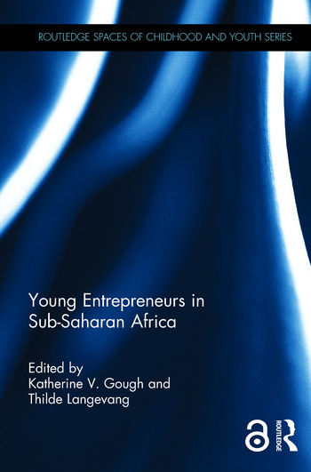 Young Entrepreneurs in Sub-Saharan Africa book cover