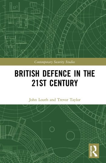 British Defence in the 21st Century book cover