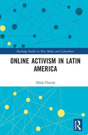 Online Activism in Latin America book cover