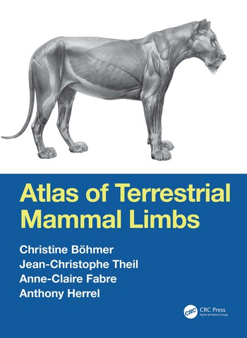 Atlas of Terrestrial Mammal Limbs book cover