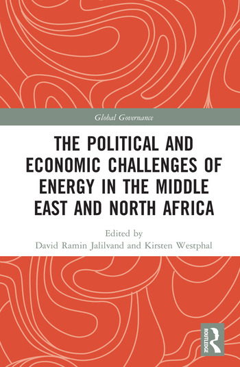 The Political and Economic Challenges of Energy in the Middle East and North Africa book cover