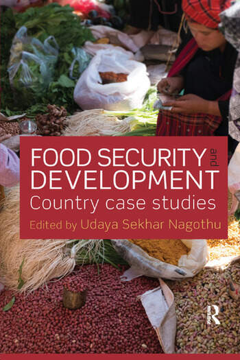 Food Security and Development Country Case Studies book cover