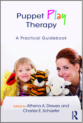 Puppet Play Therapy A Practical Guidebook book cover