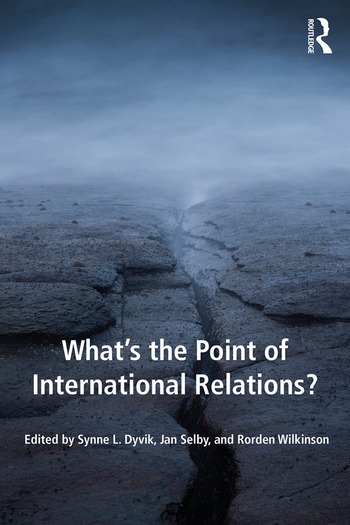 What's the Point of International Relations? book cover