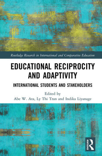 Educational Reciprocity and Adaptivity International Students and Stakeholders book cover