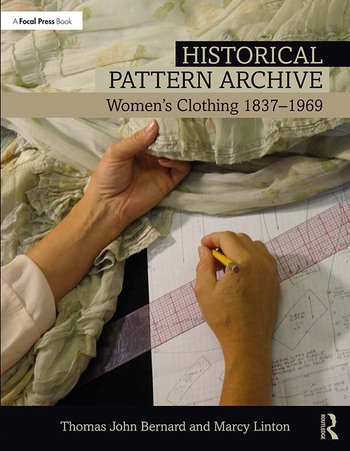 Historical Pattern Archive Women's Clothing 1837-1969 book cover