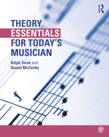 Theory Essentials for Today's Musician (Textbook) book cover