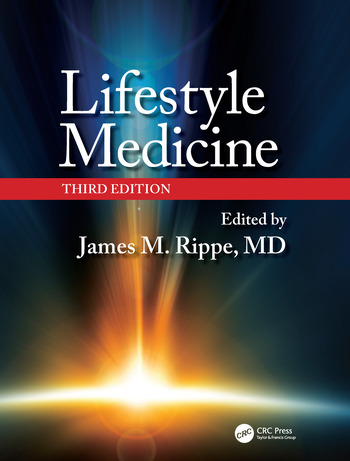 Lifestyle Medicine, Third Edition book cover