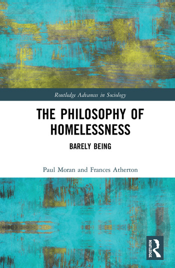The Philosophy of Homelessness Barely Being book cover