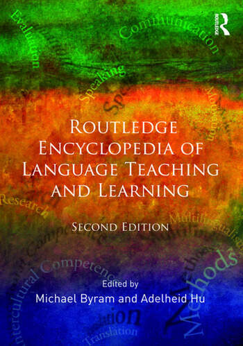 Routledge Encyclopedia of Language Teaching and Learning book cover