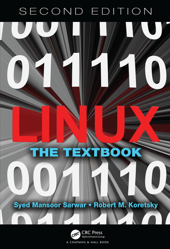 Linux The Textbook, Second Edition book cover