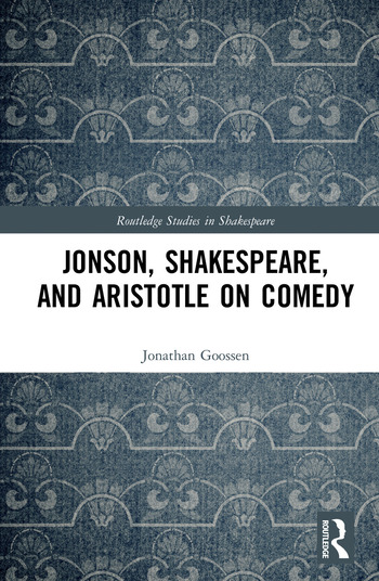Jonson, Shakespeare, and Aristotle on Comedy book cover