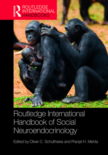 Routledge International Handbook of Social Neuroendocrinology book cover
