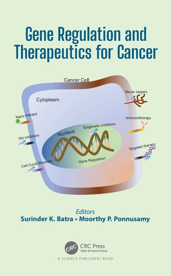 Gene Regulation and Therapeutics for Cancer book cover