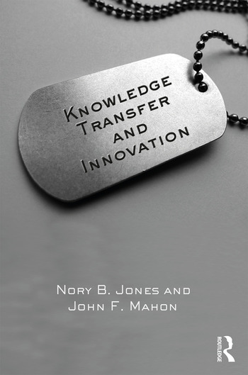 Knowledge Transfer and Innovation book cover