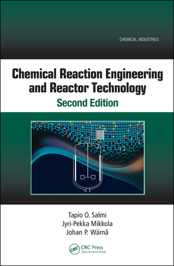 Chemical Reaction Engineering and Reactor Technology, Second Edition book cover